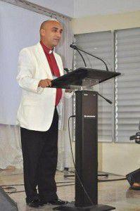 Rev. Joel Ortega Dopico