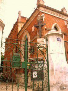 primera iglesia rosario