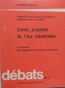 Libro de André Biéler