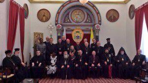 Liderazgo del CMI aborda la construcción de la paz e iniciativas de interreligiosas en visita de solidaridad a Israel y Palestina (CMI)