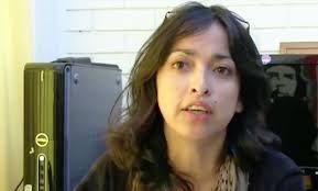 Nadia Vera, antropóloga asesinada en México