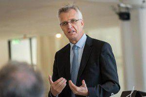 El Secretario General de la FLM, Rev. Dr. Martin Junge. De archivo: LWF / Albin Hillert