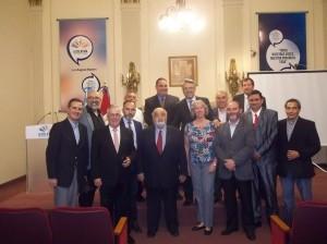 Grupo ecuménico en Córdoba