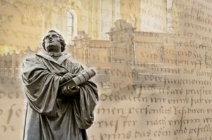 Martin Luther Protestant Reformation Wittenburg Thesis