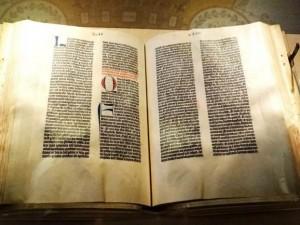 Biblia de Gutenberg, Biblioteca del Congreso de los Estados Unidos, Washington D.C.