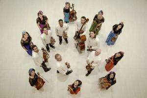 Orquesta de la UniReformada en Leipzig