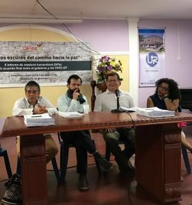 Presentación Informe Veeduría en CUR Barranquilla