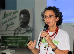 Moema Miranda (Red Iglesia y Minería)