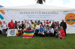 Carpa Inter religiosa (Claudia Menezes-WCC)
