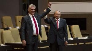 Con 603 votos a favor Miguel Díaz-Canel fue elegido por la Asamblea Nacional del Poder Popular como presidente de Cuba este jueves 19 de abril.  | Foto: Cubadebate